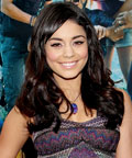 Vanessa Hudgens - nail polish - tangerine - Daily Beauty Tip