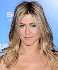 Jennifer Aniston - hair - Just Go With It premiere