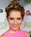 Teresa Palmer - hair - Take Me Home Tonight