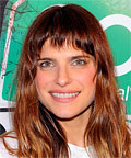 Lake Bell - Target - lipstick