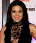 Jordin Sparks - Muhammad Ali's Celebrity Fight Night - nail polish