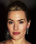 Kate Winslet - Cardboard Citizens Gala - hair