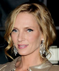 Uma Thurman - hair - Ceremony premiere