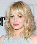 Emma Stone - Conde Nast Traveler Hot List - lipstick