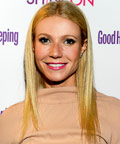 Gwyneth Paltrow - Good Housekeeping Shine On - skin