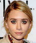 Ashley Olsen - Tribeca Film Festival - eye shadow