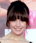 Rose Byrne - Bridesmaids premiere - bangs