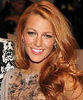 Blake Lively - hair - MET Ball