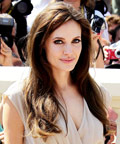 Angelina Jolie - Cannes - hair
