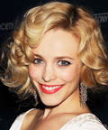 Rachel McAdams - lipstick - Midnight in Paris