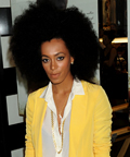 Solange Knowles - manicure - carol's daughter