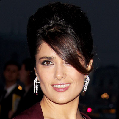 Salma Hayek - Transformation - Beauty - Celebrity Before and After