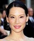 Lucy Liu - lipstick - CFDA awards