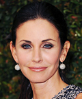 Courteney Cox - concealer - Chanel event