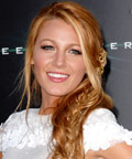 Blake Lively - hair - Green Lantern