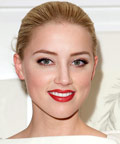 Amber Heard - blush - New York City