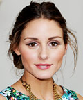 Olivia Palermo - hair - Stephane Rolland