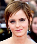 Emma Watson - Harry Potter and the Dealthy Hollows Part 2 - eyeliner