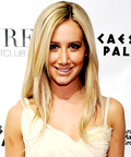 Ashley Tisdale - Birthday party vegas - hair