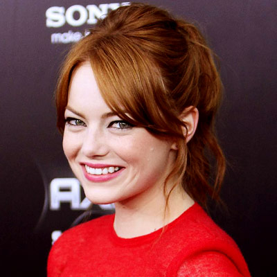 Emma Stone - Transformation- Beauty - Celebrity Before and After