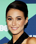 Emmanuelle Chriqui - Entourage Series Finale - makeup