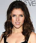 Anna Kendrick - Makeup