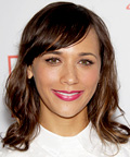 Rashida Jones - lipstick -NBC party
