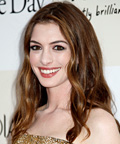 Anne Hathaway - One Day - eyeliner