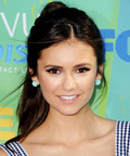 Nina Dobrev - Teen Choice Awards - hair