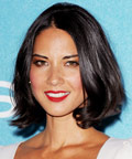 Olivia Munn - InStyle Summer Soiree - eye shadow