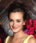 Leighton Meester - Perfect Full Brows - Daily Beauty Tip