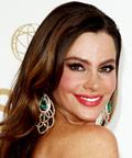 Sofia Vergara - lips - lipstick - Primetime Emmy Awards