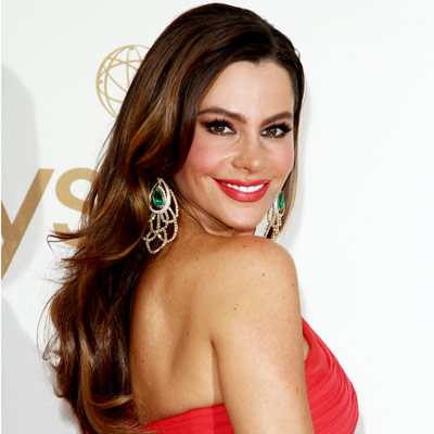 Sofia Vergara - Transformation - Hair - Celebrity Before and After