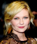 Kirsten Dunst - Curzon Mayfair Cinema - hair - updo