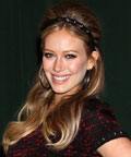 Hilary Duff - hair - Devoted - Barnes & Noble - Tribeca