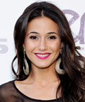Emmanuelle Chriqui - hair - soft hair - healthy hair - 21st Environmental Media Awards - California