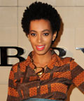 Solange Knowles - Daily Beauty Tip - Celebrity Nails