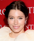 Jessica Biel - FGI - makeup