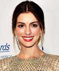 Anne Hathaway - Daily Beauty Tip -  Lipstick