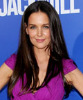 Katie Holmes - Daily Beauty Tip - Celebrity Hair Tips