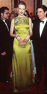 Nicole Kidman - Oscars Best - Christian Dior