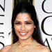 Freida Pinto's Bib Necklace