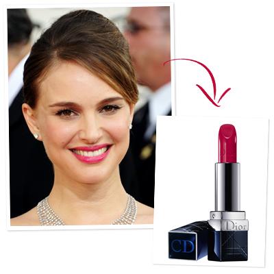 natalie portman lipstick. Natalie Portman – Steal Her