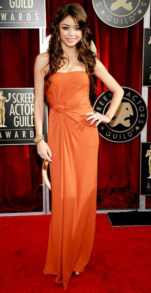 Sarah Hyland - Max Mara - Me & Ro - SAG Awards 2011