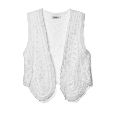 Cotton Vest, [DOLLAR]40