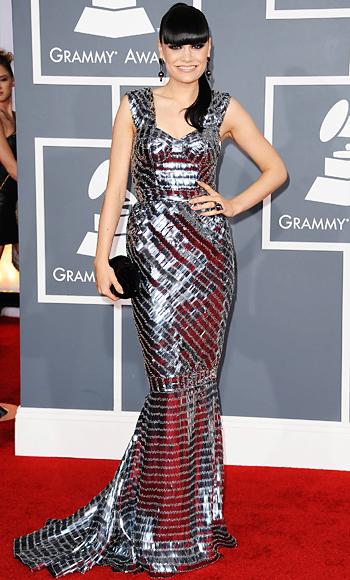 Jessie J - Julien Macdonald - Lulu Guinness - Grammys