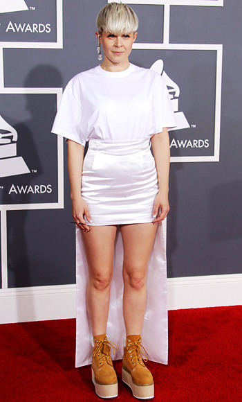 Robyn - Grammy Awards 2012