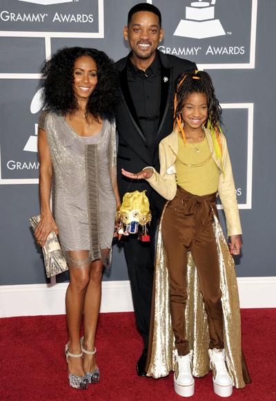 will smith family 2011. Will Smith - Jada