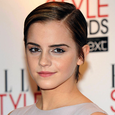 Emma Watson - Sexy Spring Haircuts to Try Now - Short Hair