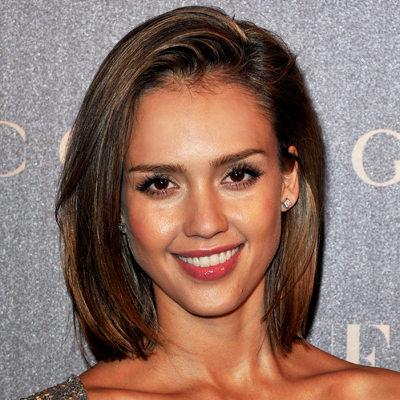 Jessica Alba - Sexy Spring Haircuts to Try Now - Bob